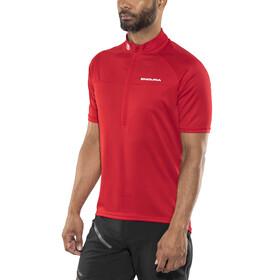 Endura Xtract II Short Sleeve Jersey Men red